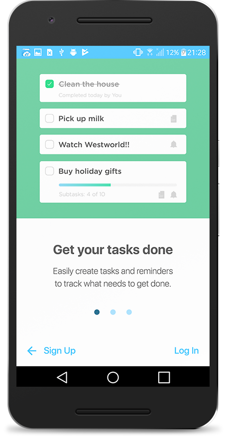 WeDo app - Learn More screen / Weekly bug crawl by QAwerk