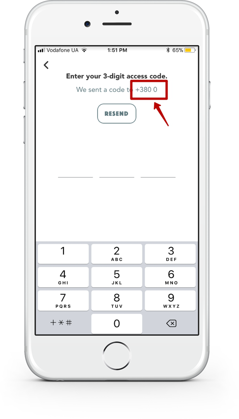 Pundit app - Phone number format validation bug / Weekly bug crawl by QAwerk