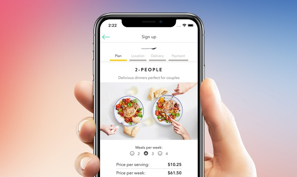 Marley Spoon – We Love Cooking for iOS