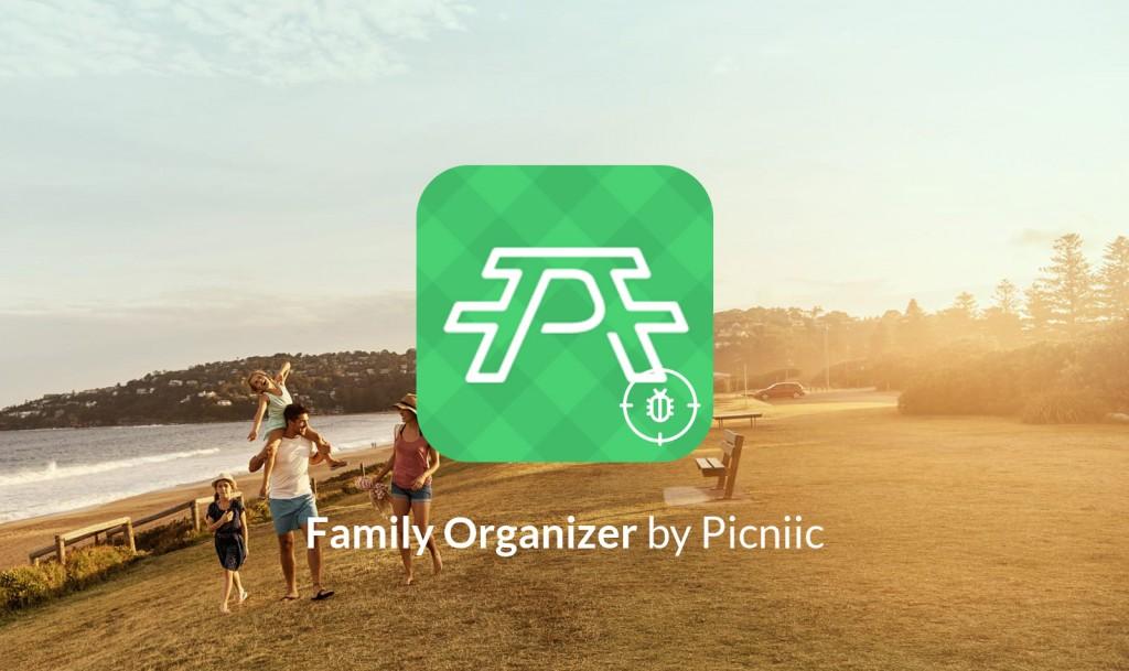 Weekly bug crawl by QA outsourcing company QAwerk: Family Organizer by Picniic for iOS