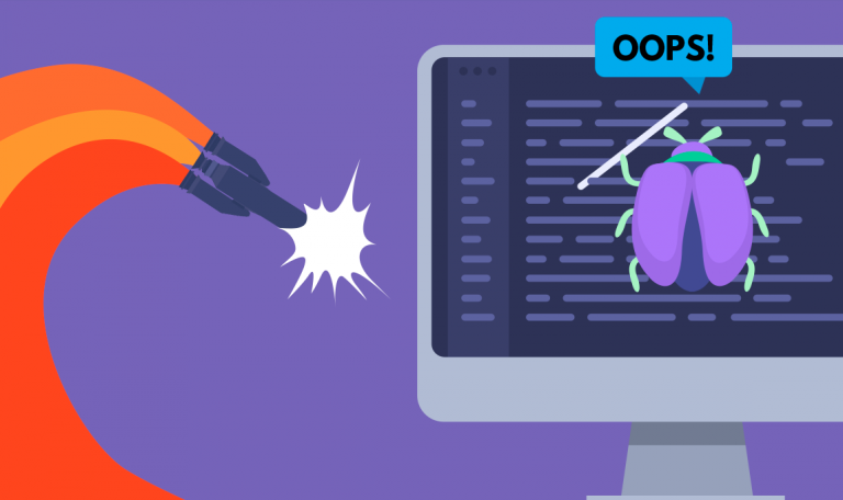 Weekly bug crawl by QA outsourcing company QAwerk:  Fails in Software Testing