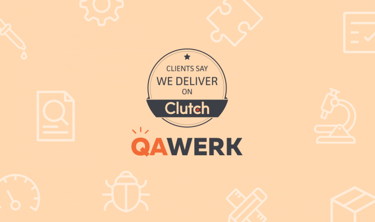 Weekly bug crawl by QA outsourcing company QAwerk: h at the Top of their List of Application Testing Companies