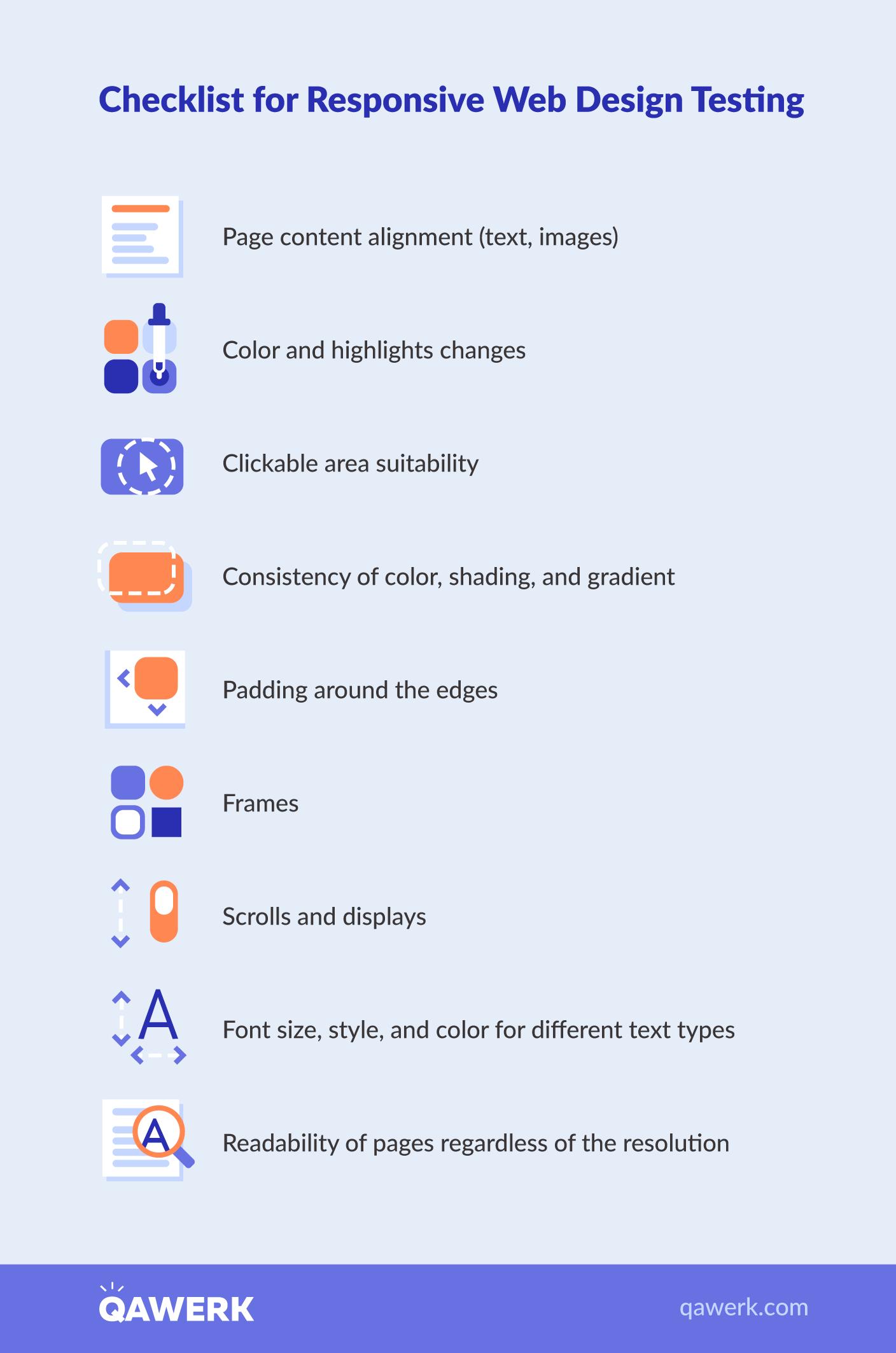Responsive Web Design Testing Tips Tools And Checklist Qawerk
