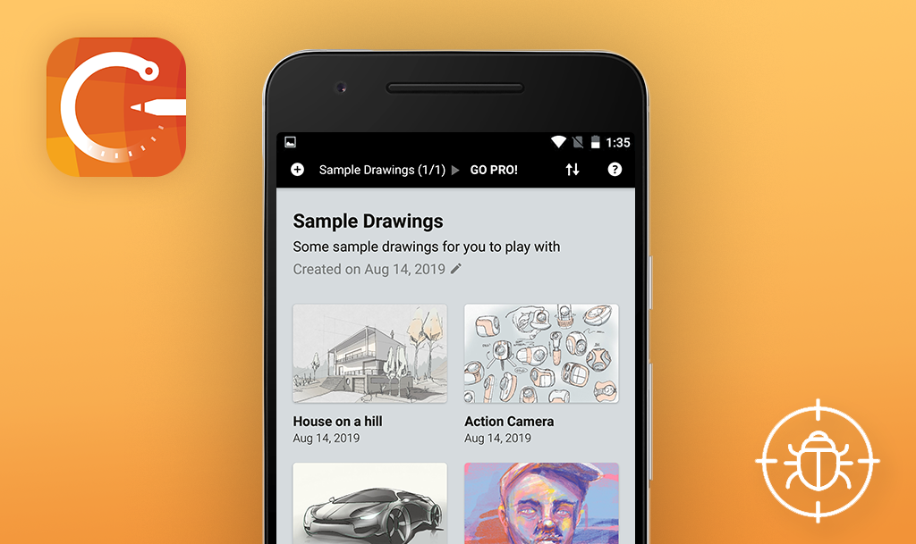 Concepts for Android: Weekly Bug Crawl by QAwerk