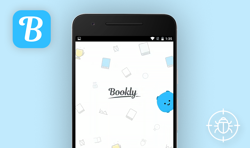 QAwerk Bug Crawl: Bugs found in Bookly for Android
