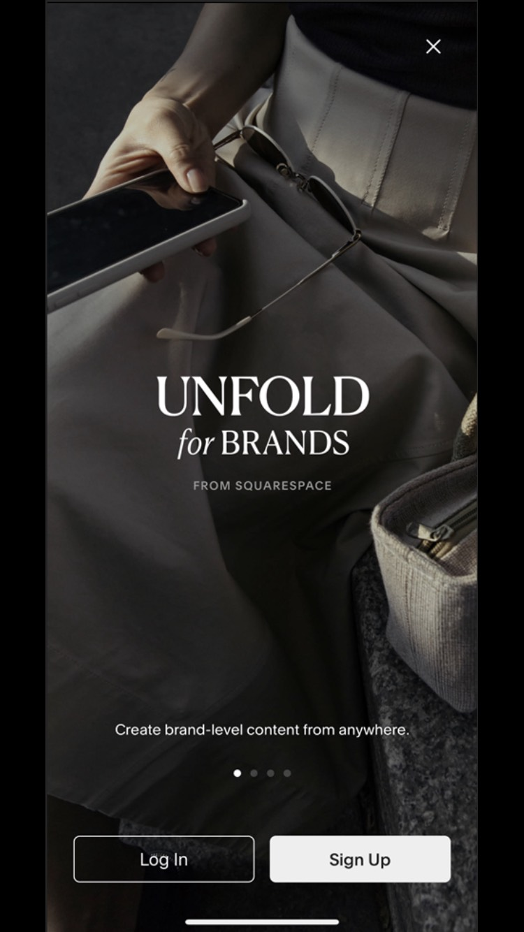 Unfold's need to diversify