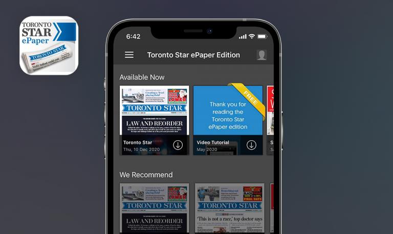 Bugs found in Toronto Star ePaper Edition for iOS: QAwerk Bug Crawl