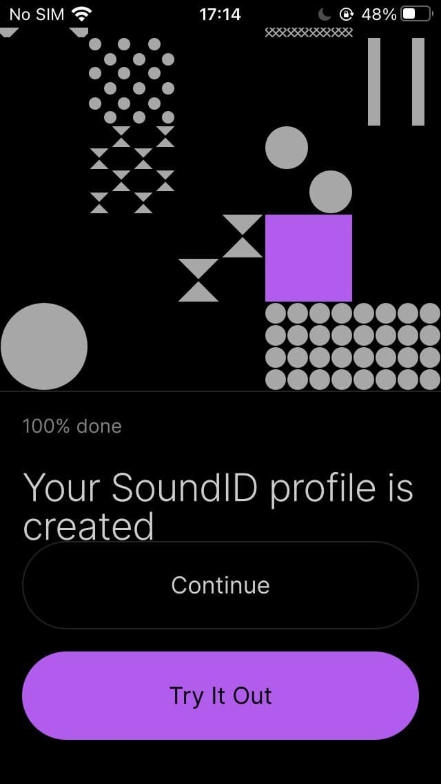 Bugs found in SoundID for iOS: QAwerk Bug Crawl