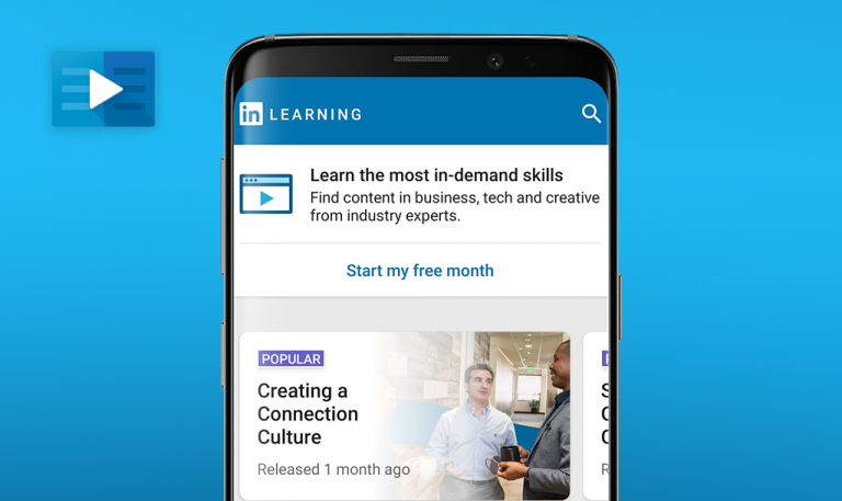 Bugs‌ ‌found‌ ‌in‌ LinkedIn Learning: Online Courses to Learn Skills for Android: ‌QAwerk‌ ‌Bug‌ ‌Crawl‌