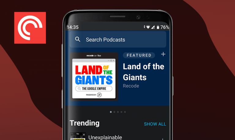 Bugs found in Pocket Casts - Podcast Player for Android: QAwerk Bug Crawl