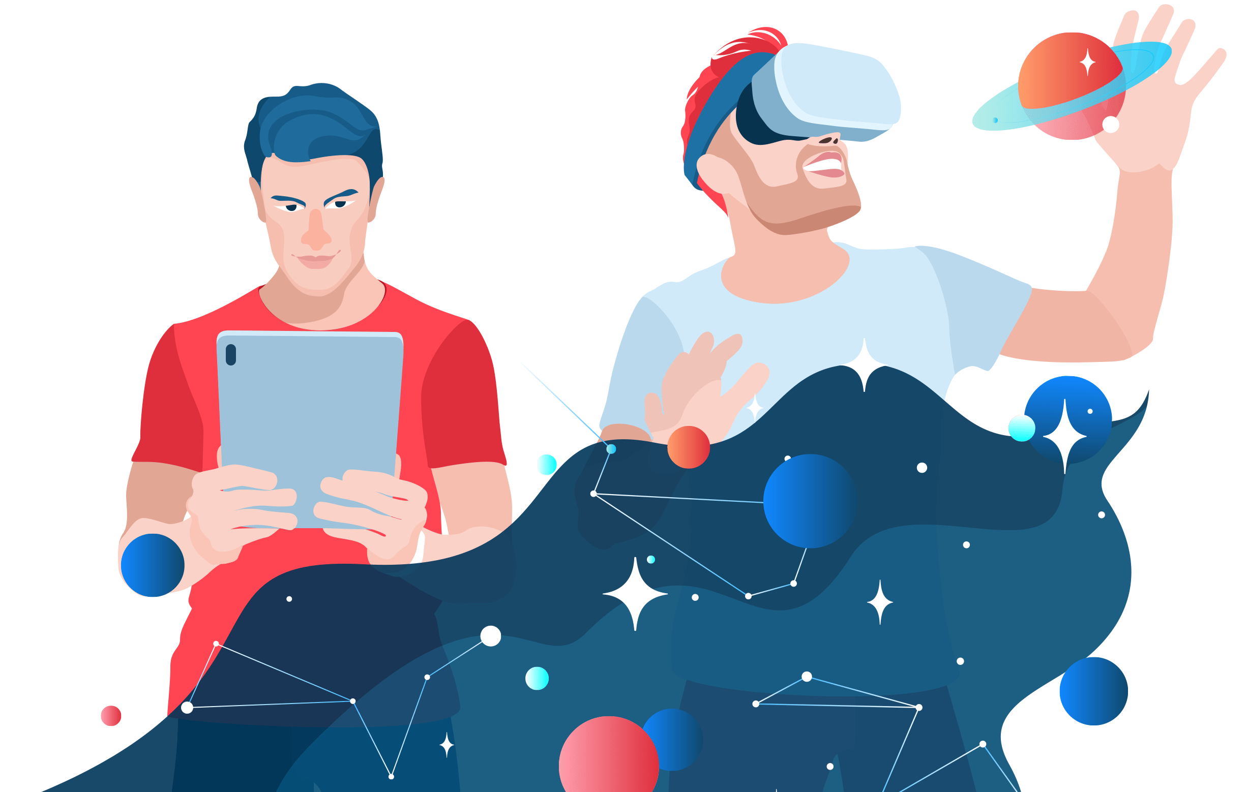 Augmented Reality and Virtual App Testing Services